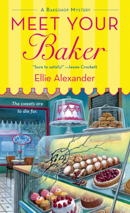 Book Tour Review & Giveaway: Meet Your Baker by Ellie Alexander