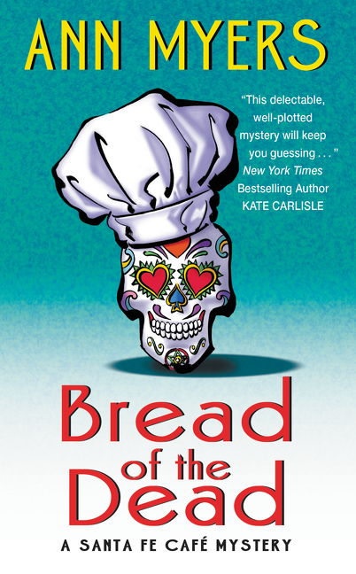 Tour Excerpt & Giveaway: Bread of The Dead by Ann Myers