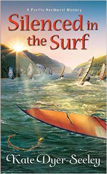Silenced in the Surf (Pacific Northwest #3) by Kate Dyer-Seeley