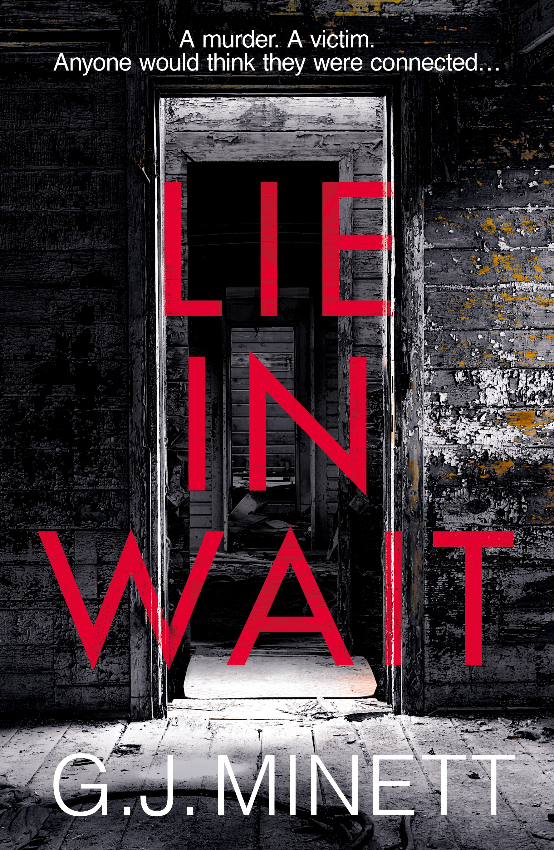 Lie in Wait by G.J. Minett