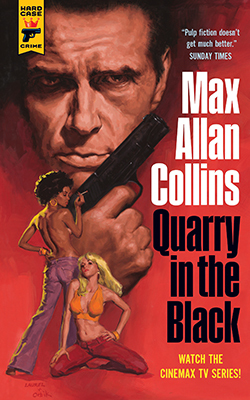 Quarry in the Black (Quarry #13) by Max Allan Collins