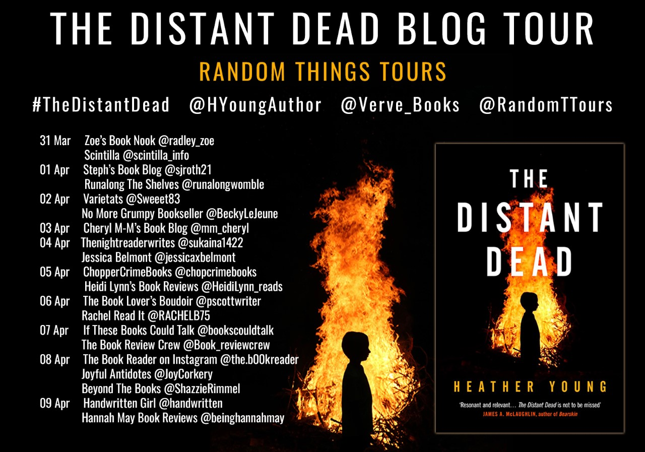 The Distant Dead by Heather Young