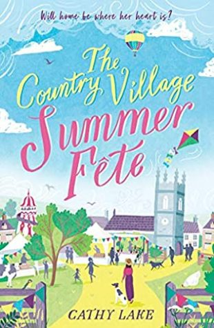 The Country Village Summer Fete by Cathy Lake