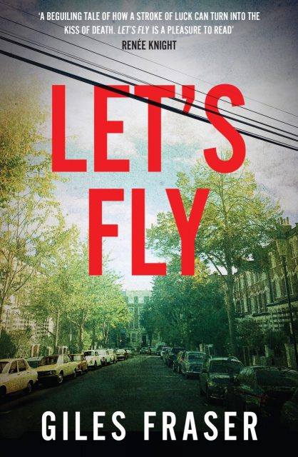 Let's Fly by GILES. FRASER